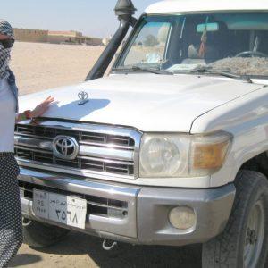 Екскурсія супер джип сафарі Хургада