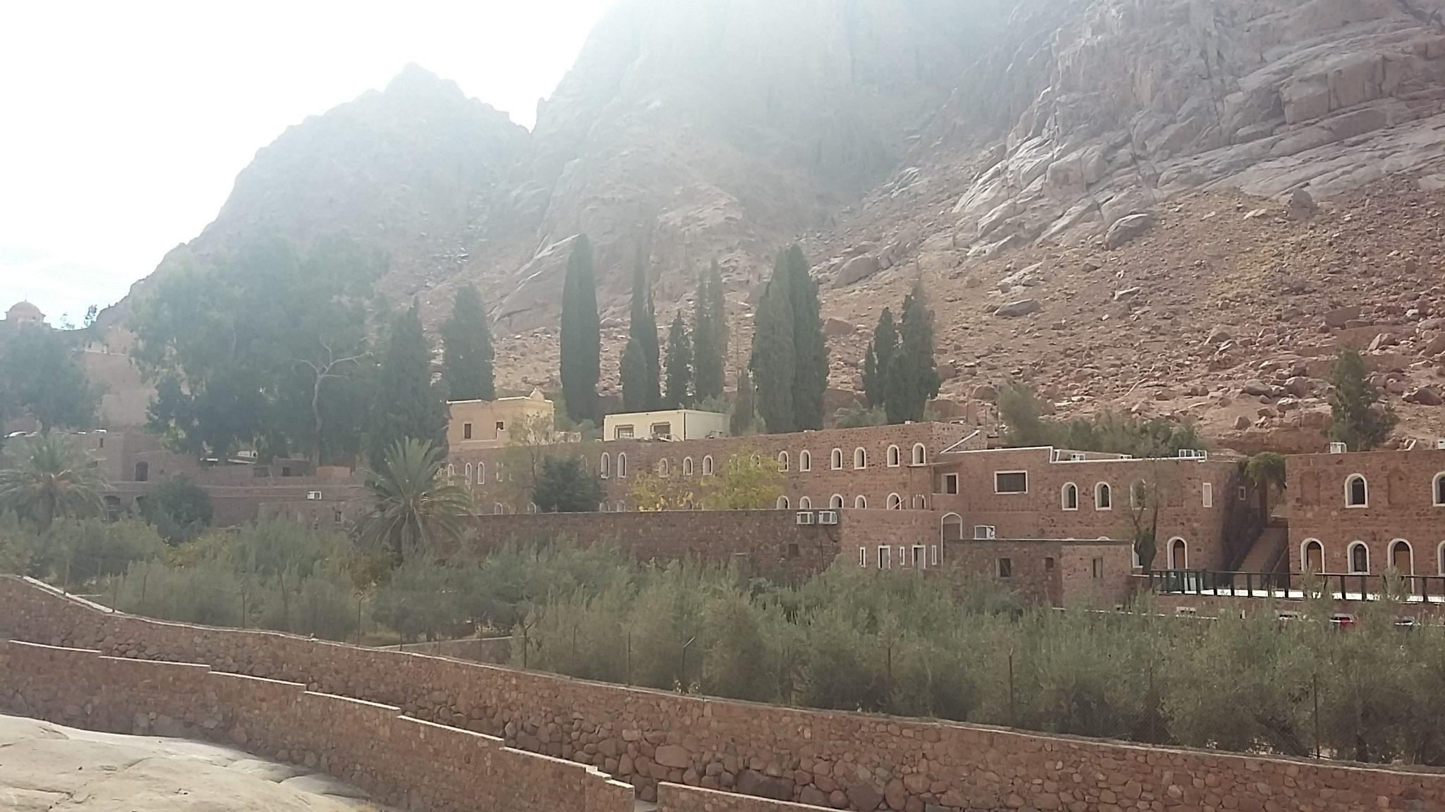 Екскурсія гора Мойсея Шарм Ель Шейх