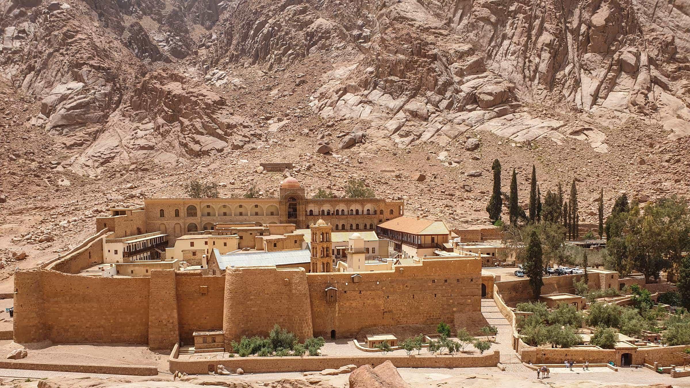رحلة سانت كاترين شرم الشيخ