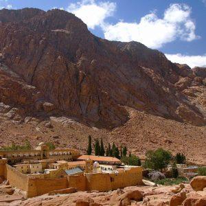 Kloster der Heiligen Katharina Reise Sharm El Sheikh