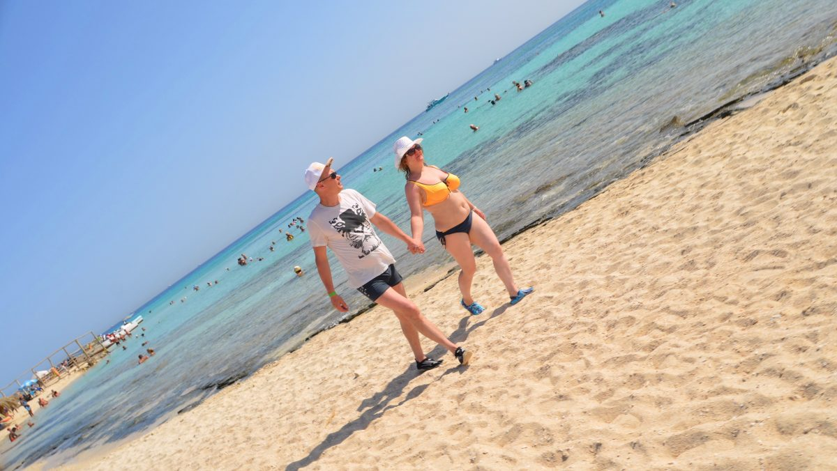 TGiftun Island Excursion Hurghada