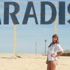 Escursione a Paradise Beach a Hurghada