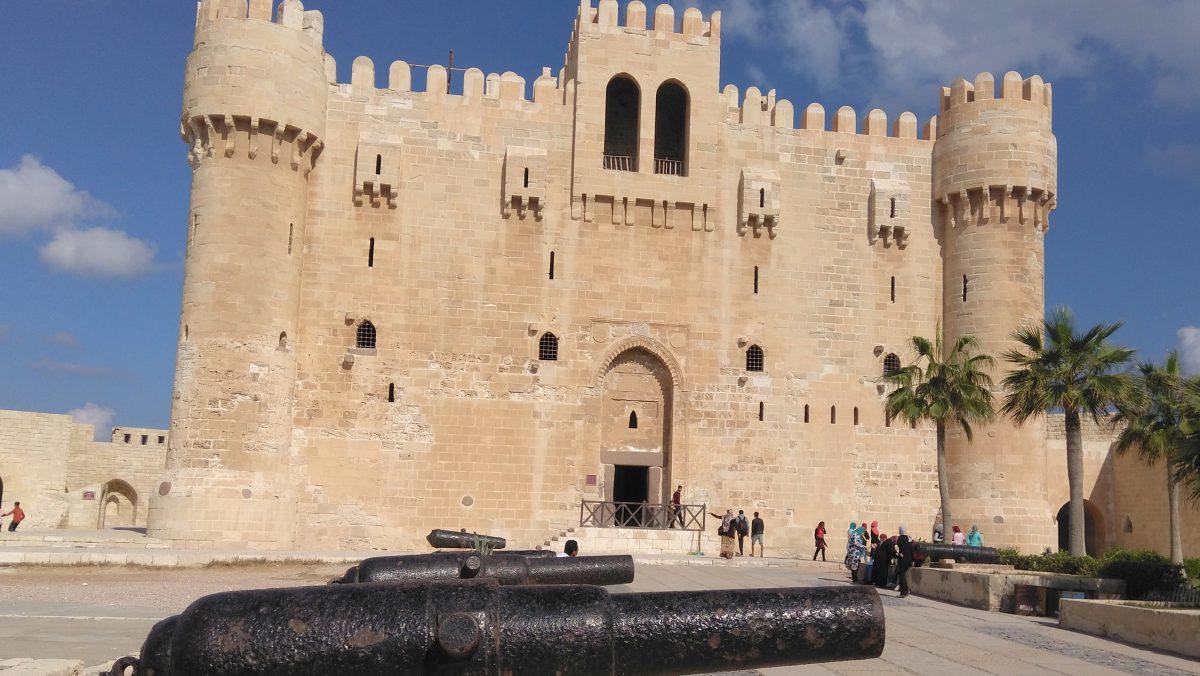 Escursione al Cairo-Alessandria da Hurghada