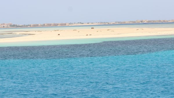Escursione all'isola di Utopia da Hurghada