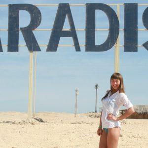 Excursion à Paradise Beach à Hurghada