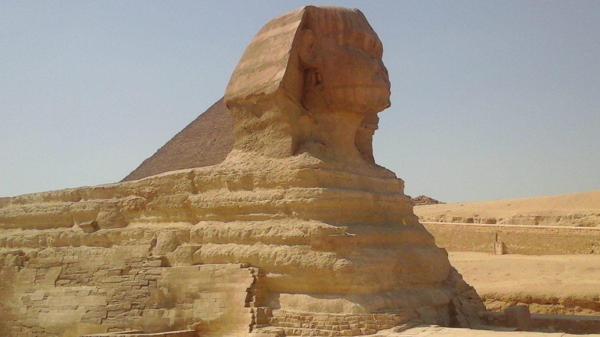 Excursion au Caire-Gizeh depuis Hurghada
