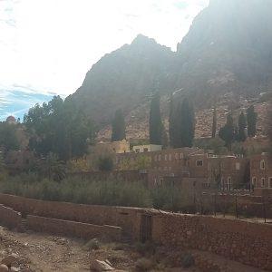 Excursion au monastère Sainte-Catherine de Charm el-Cheikh