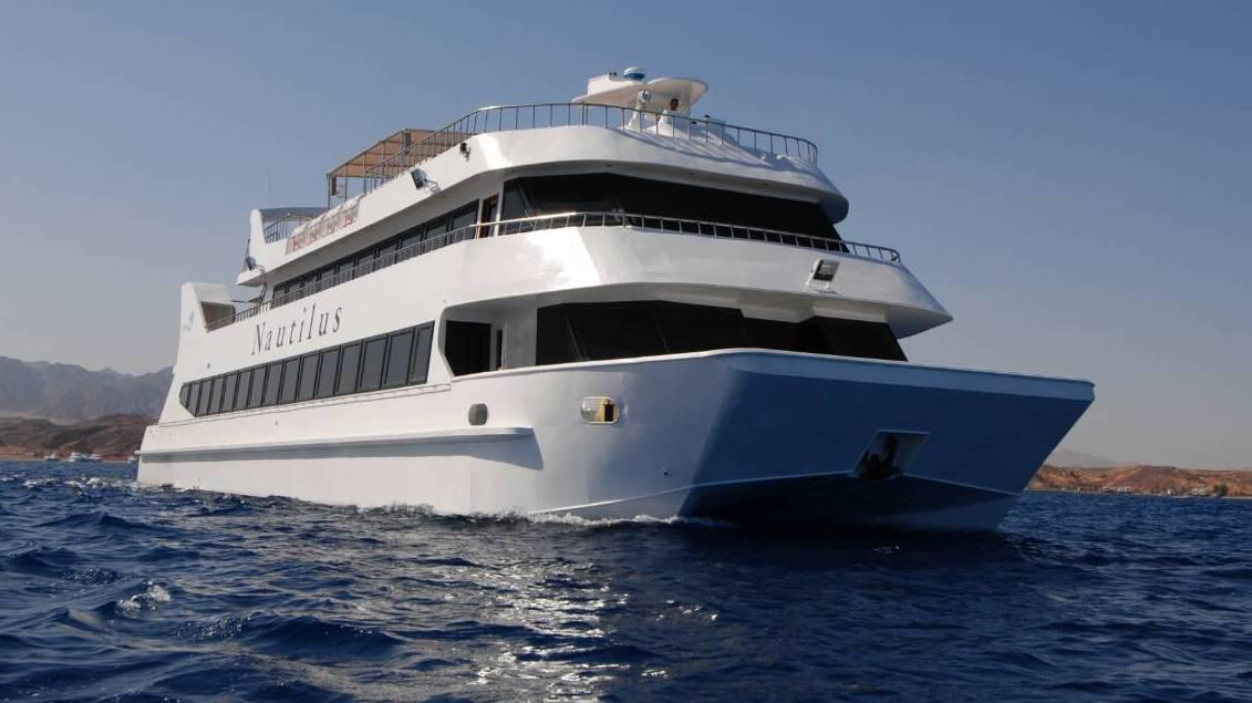 Wyprawa morska na pół-łodzi podwodnej w Hurghadzie