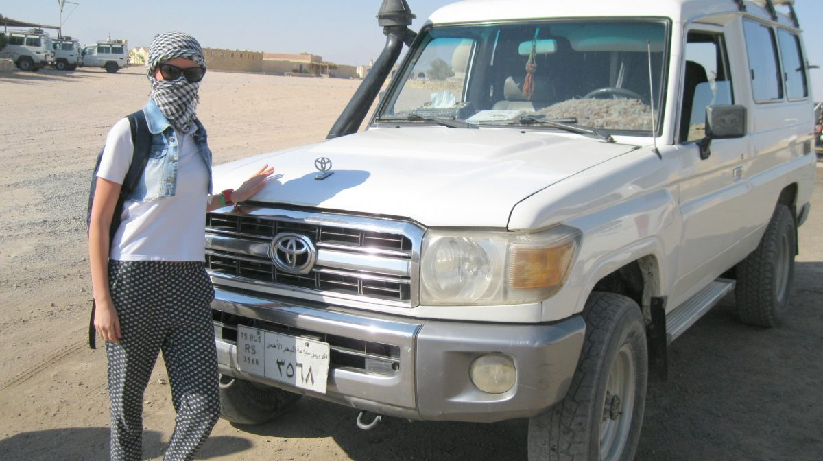 Super Jeep Safari Excursion Hurghada