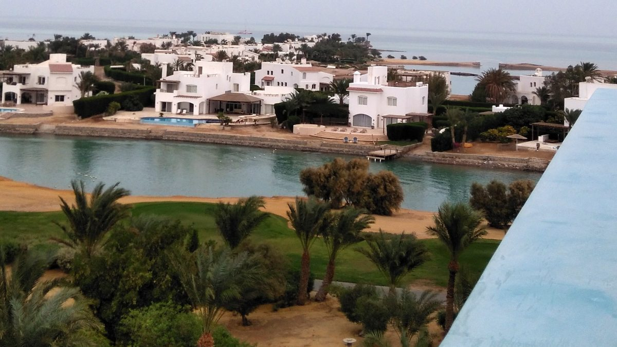 Individual City tour by El-Gouna from Hurghada
