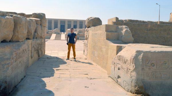 Wycieczka do Luxor-Dendera z Hurghady