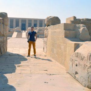 Abydos Village