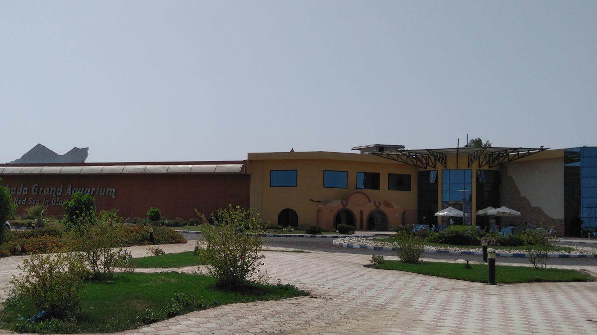 Grand Aquarium Excursion Hurghada