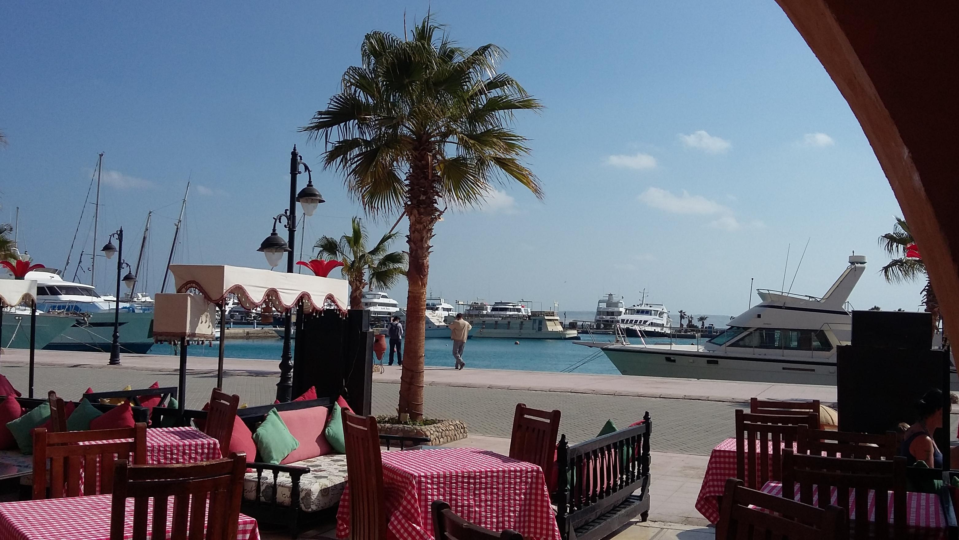 Tour de la ville par Hurghada
