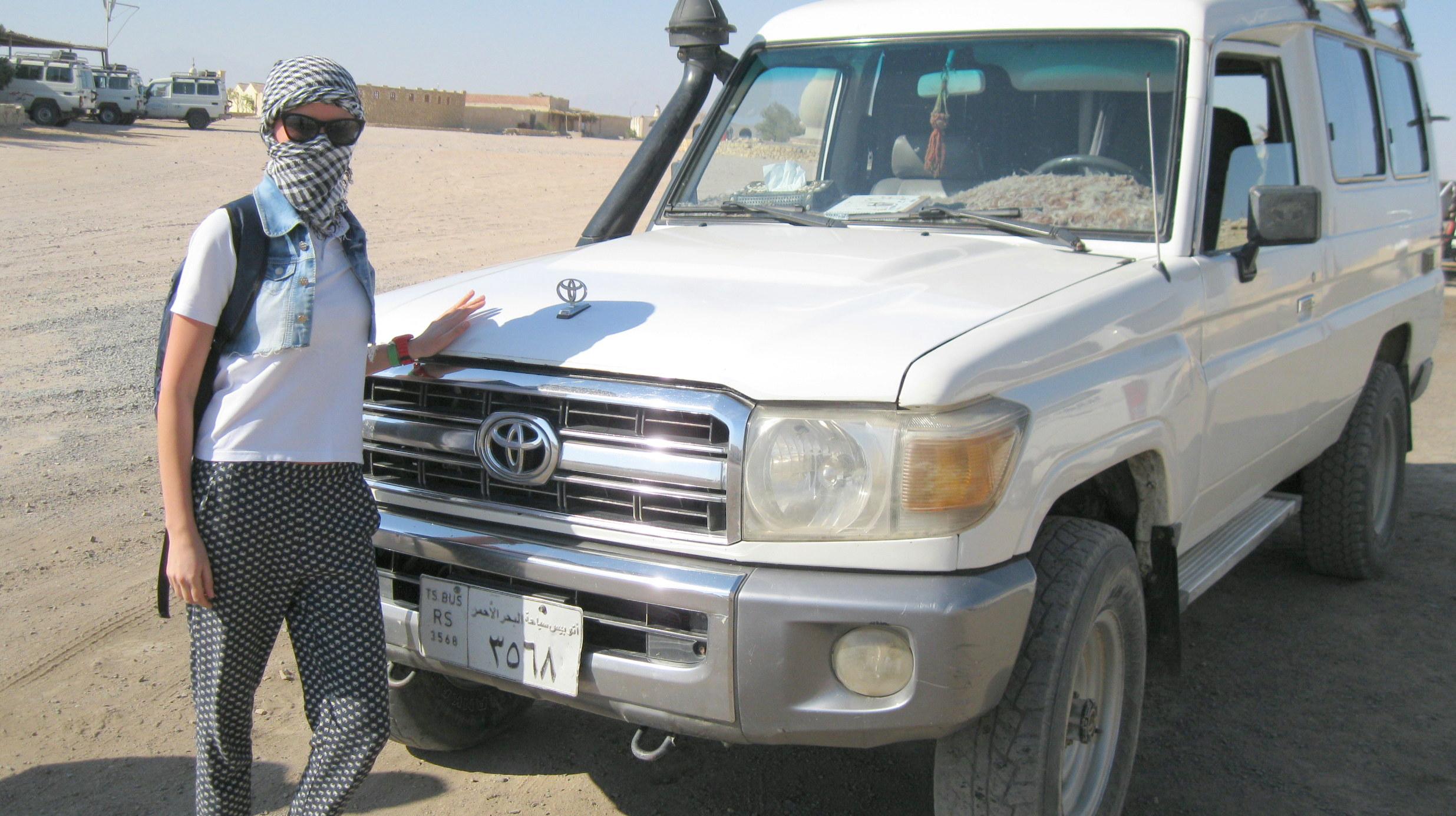 Wycieczka Super Jeep-Safari w Hurghadzie