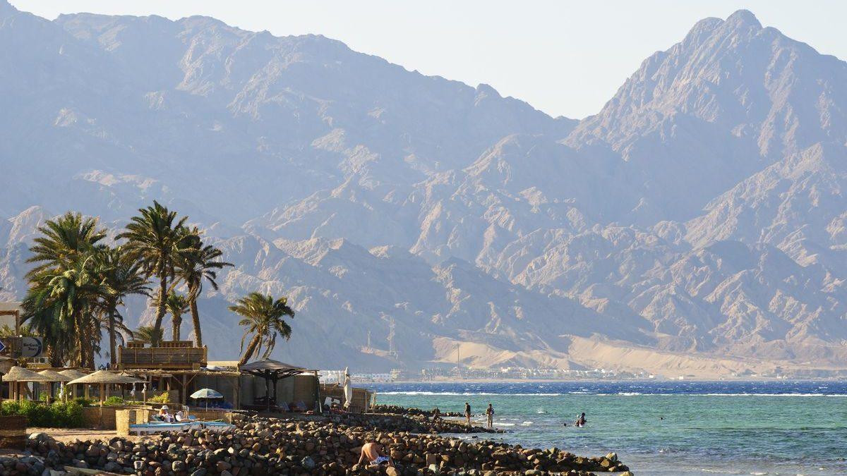 Екскурсія Блакитна діра Абу Галум Шарм Ель Шейх