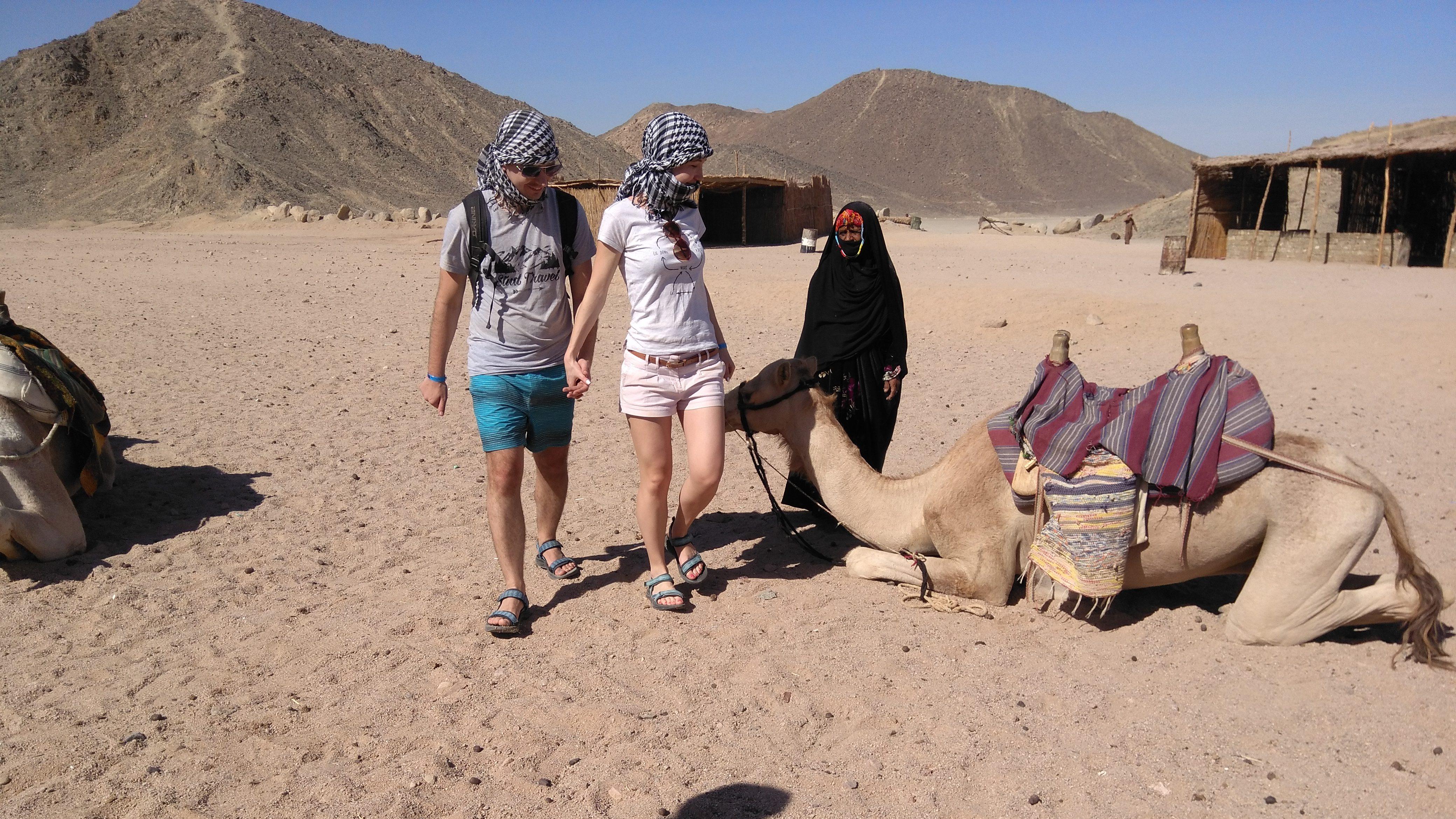 Екскурсія мегасафарі Шарм Ель Шейх
