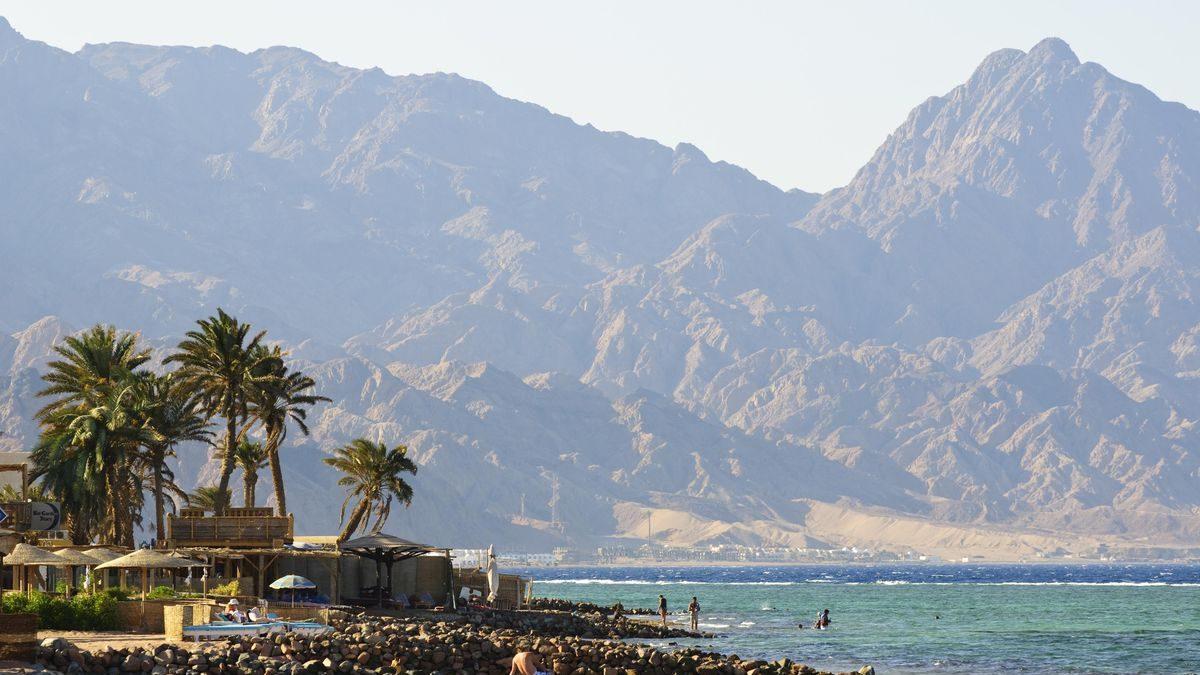 Abu Galum Blue Hole Excursion Sharm El Sheikh