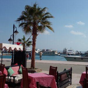 Paseo por la ciudad en Hurghada