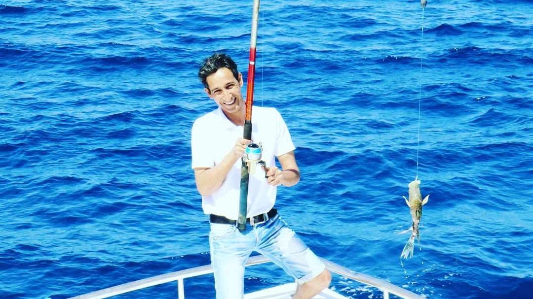 Индивидуальная рыбалка в Хургаде
