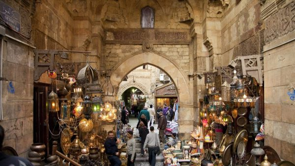 Ночная поездка в Каир из Хургады