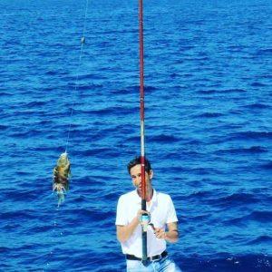 رحلة صيد فردية الغردقة