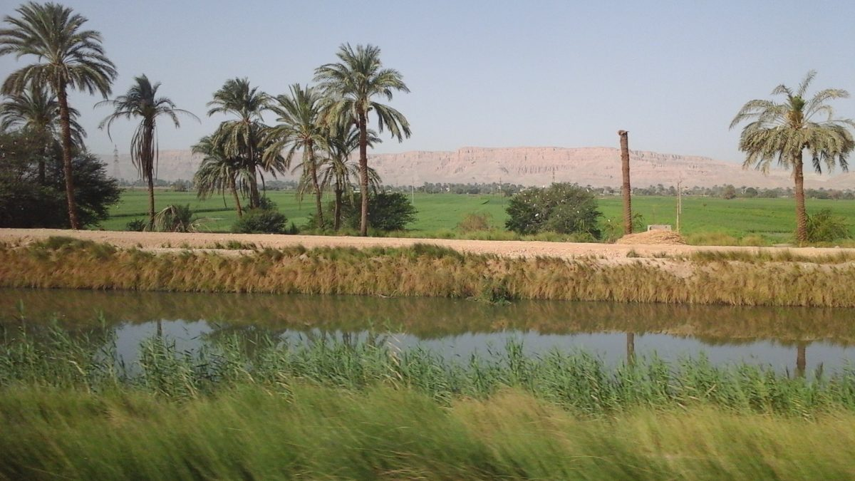 Luxor governorate in Egypt