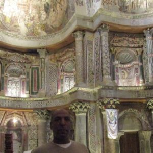 The White monastery in Sohag