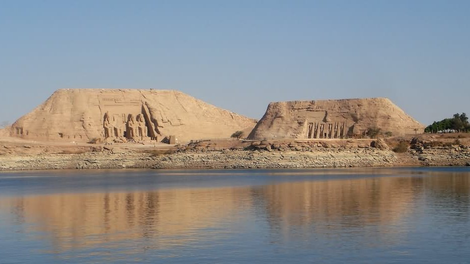 The Temples of Abu Simbel in Aswan