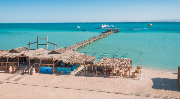 Excursion à Orange Bay depuis Hurghada