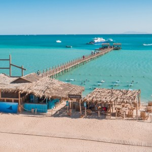 Orange Bay Ausflug Hurghada