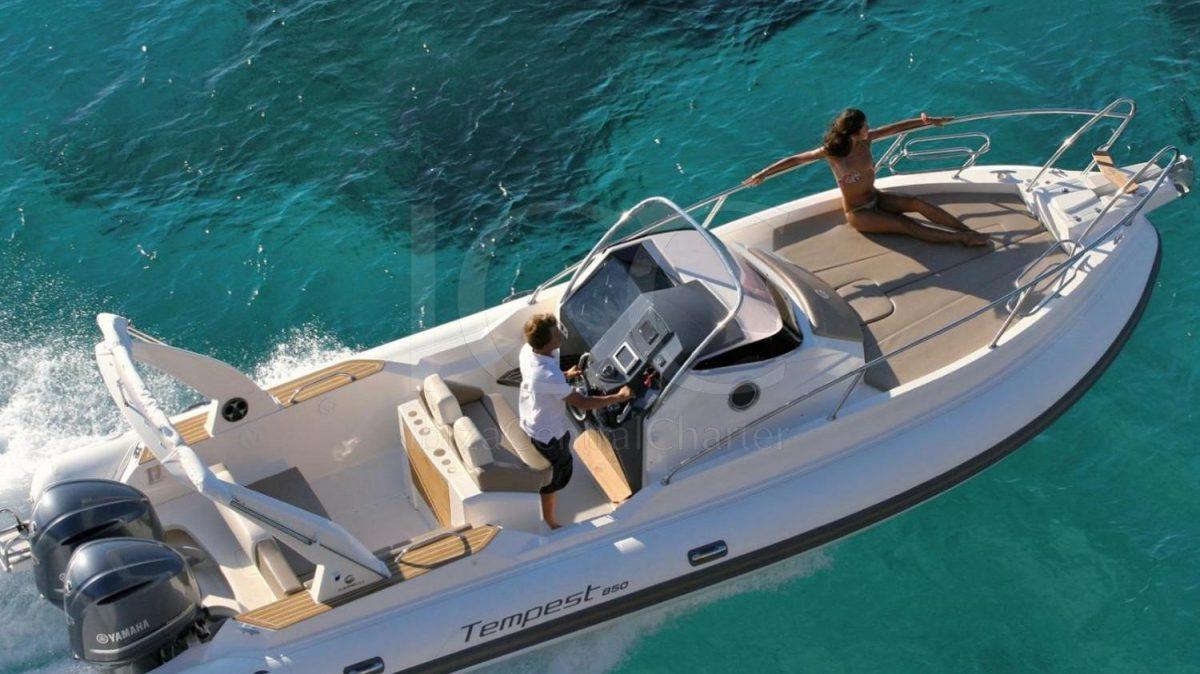 Orange Bay Schnellboot Hurghada