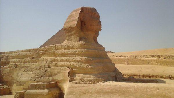 رحلة مجمع أهرامات الجيزة