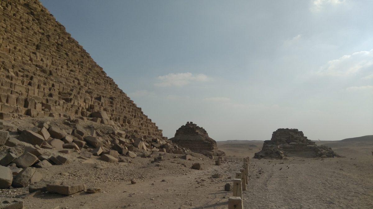 Giza Pyramid Complex Trip