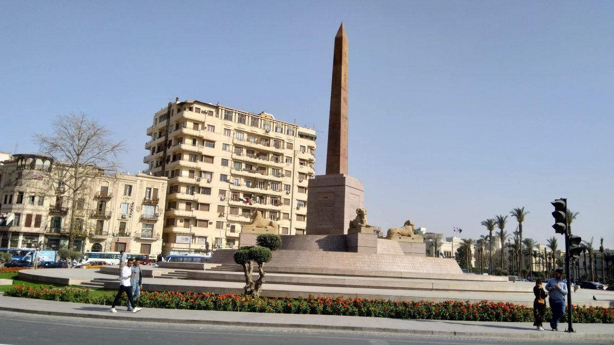 Kairo Reise Marsa Alam Flugzeug