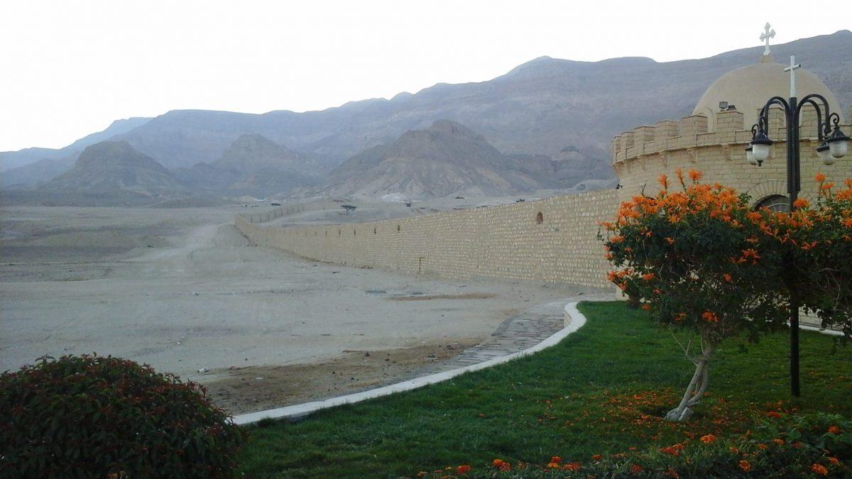 Kloster des Heiligen Antonius Ausflug Hurghada