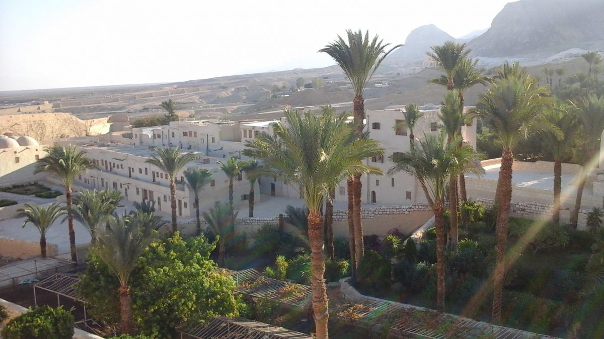 Monastery of Saint Anthony Trip Hurghada