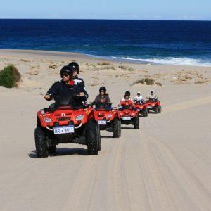 Three Hours Moto Safari in Safaga