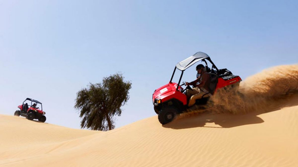 Dune Buggy Safari Sharm El Sheikh