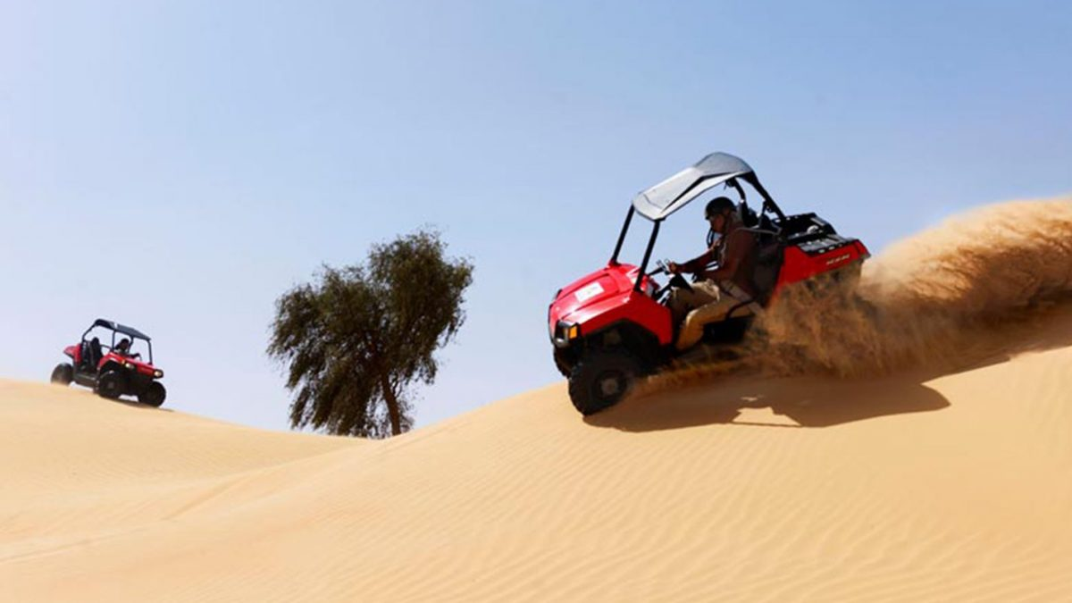 Dünenbuggy Safari Sharm El Sheikh