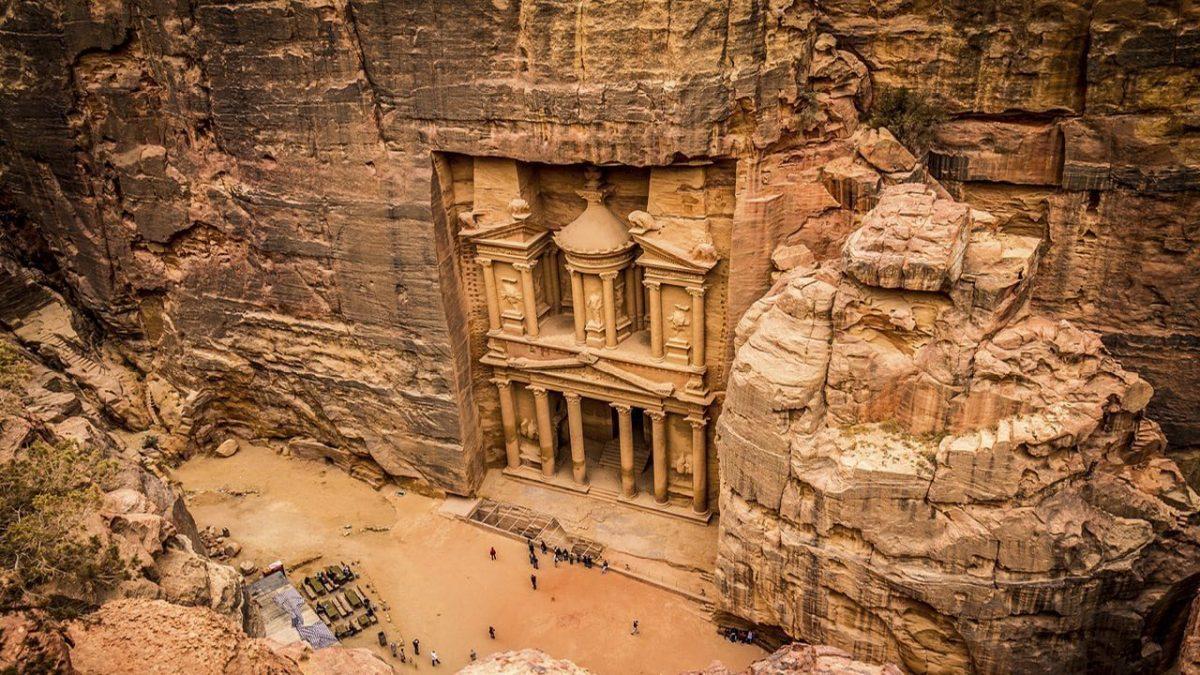 Petra Ausflug Sharm El Sheikh