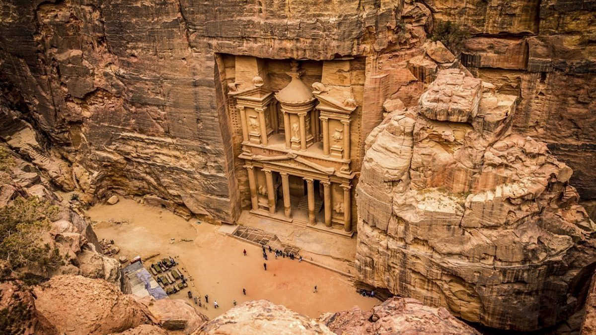 Petra Excursion Sharm El Sheikh