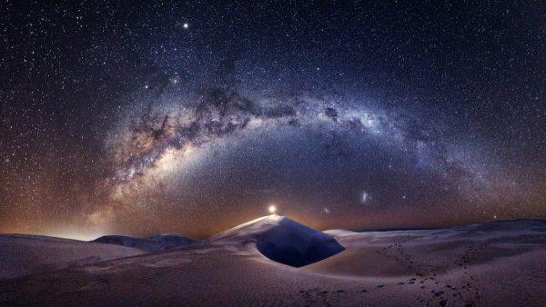 созерцание звезд в Шарм эль Шейхе