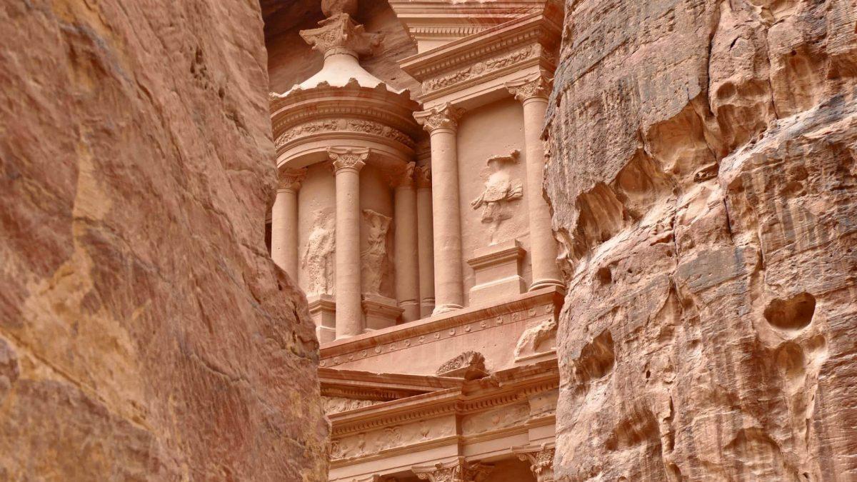 Petra Trip Dahab