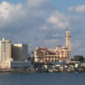 Поездка в Александрию из Каира