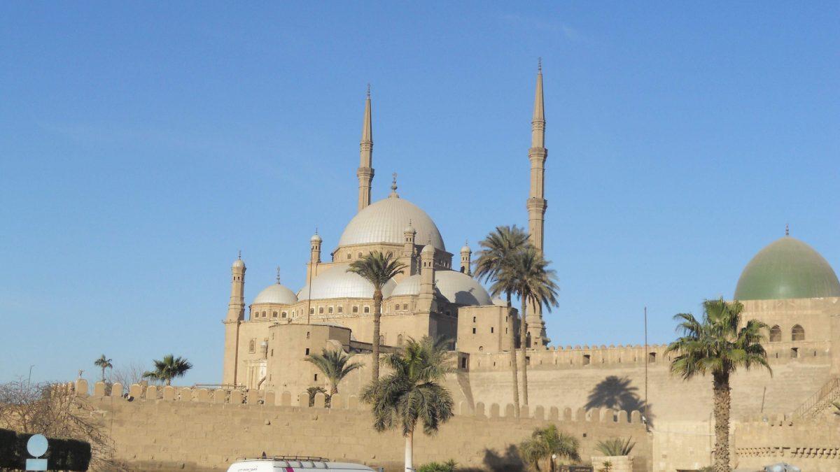 Поездка в Египетский музей и Старый Каир