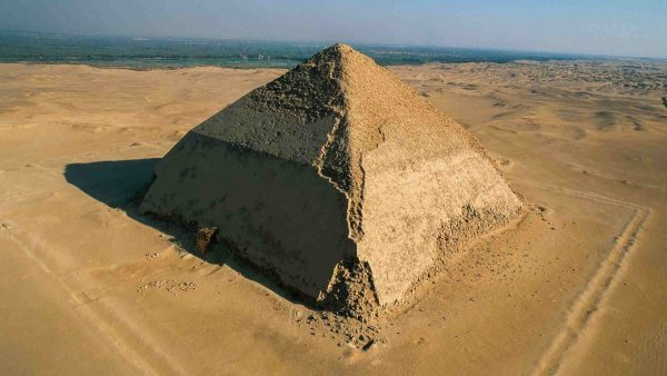 Поїздка Саккара Дашшур з Каїру