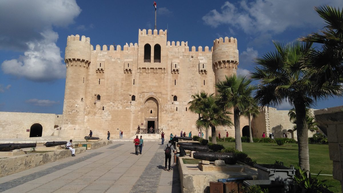 Alexandria Reise Kairo