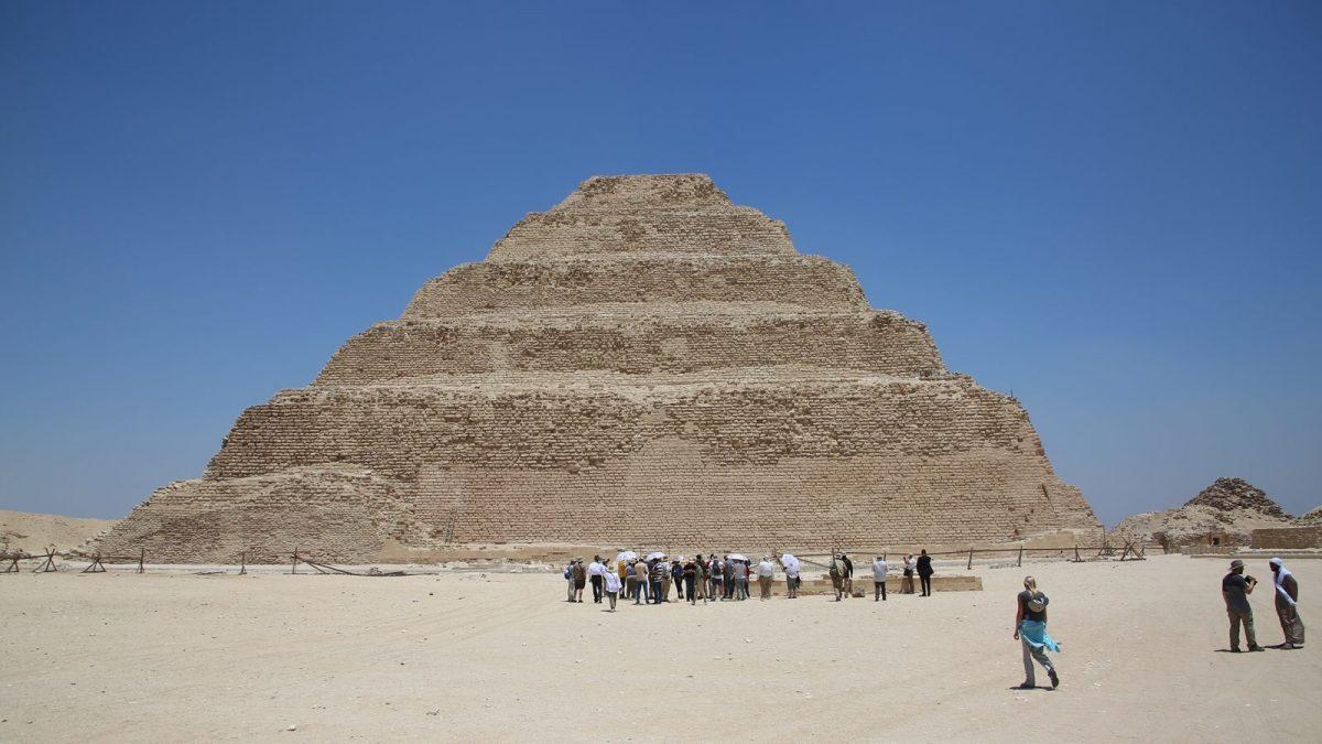 Sakkara & Dahshur Reise Kairo