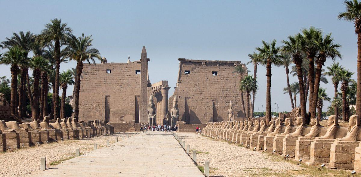 Luxor Übernachtungsreise Hurghada